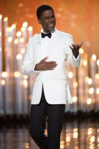 Chris Rock hosts The 88th Oscars® at the Dolby® Theatre in Hollywood, CA on Sunday, February 28, 2016.