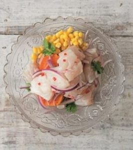 classic ceviche_©Andy Sewell