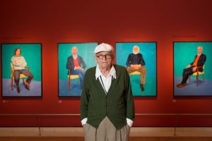 David Hockney 3 (c) David Parry